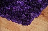 Купити килими 2.0х3.0 зі знижкою,килим фіолетова травичка, фото 5