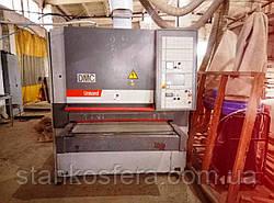 Калибровально-шлифовальный станок DMC Unisand 130R б/у 96г.