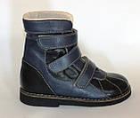 Ортопедические ботинки осень, фото 2