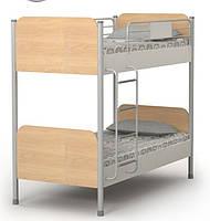 Двухярусная кровать М-12 (Матрас 90*200 см)