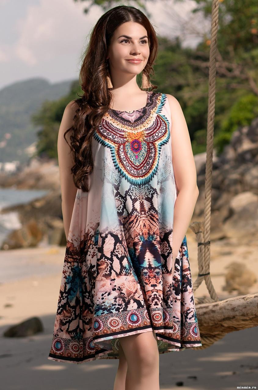Пляжное платье. Италия. Mia Mia Рио 6932