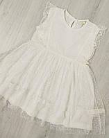 Платье детское нарядное размер 98,104,110,1 лет (3-8 лет) Турция