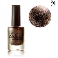 Лак для ногтей Karina 12мл 31