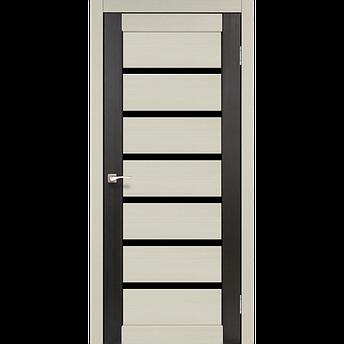 Двери KORFAD PCD-01 Полотно+коробка+2 к-та наличников+добор 100мм, эко-шпон, фото 2