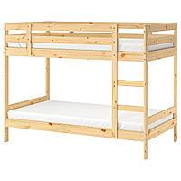 IKEA MYDAL Каркас двухъярусной кровати, сосна  (001.024.52)