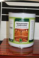 Масло для саун и бань, Sauna oil, 5 litre, Borma Wachs