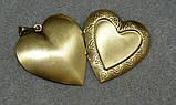 Медальон сердце. на 2 фото. , фото 2