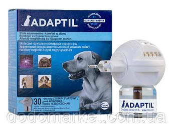 Адаптил (Adaptil Ceva) диффузор + сменный блок 48 мл успокоительное для собак