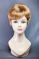 Короткие парики №11,цвет светло-русый c золотинкой