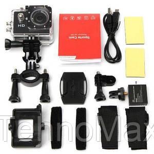 Водонепроницаемая Екшен камера FULL HD 1080P DVR Sport