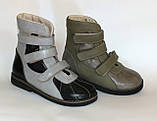 Ортопедические ботинки осень, фото 5