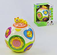 Развивающая игрушка Acor Веселый шар Разноцветный (1503-04)