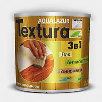IspoLin   Лазурь Textura (0,75л) в ассорт.
