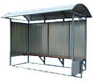 Автобусные остановки  транспорту (стандарт) 4000*2500
