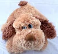 Мягкая игрушка Собака 45см №10333, мягкие игрушки для детей и взрослых,качественный,праздничные подарки