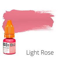 Пигмент для татуажа WizArt Strong Light Rose 5 мл
