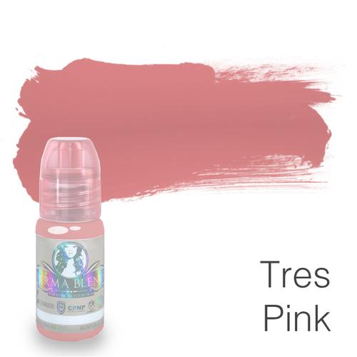 Пигмент для татуажа Perma Blend Tres Pink 15 мл