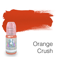 Пигмент для татуажа Perma Blend Orange Crash 15 мл