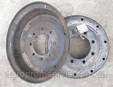 Диск колесный прицепа 2 ПТС-4  8 шпилек усиленный  887А-3101012, фото 3