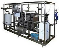 Пастеризационно-охладительные установки (полная-100% комплектация)
