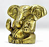 Ганеша бронзовый (4х5х2,3 см)(Ganesh Open Ear small RC)