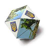 """Головоломка """"Киев"""" (7х7х7 см)"""