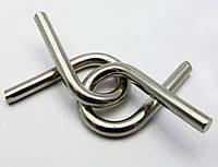 Головоломка металл (D4-6)(12х8х4,5 см)