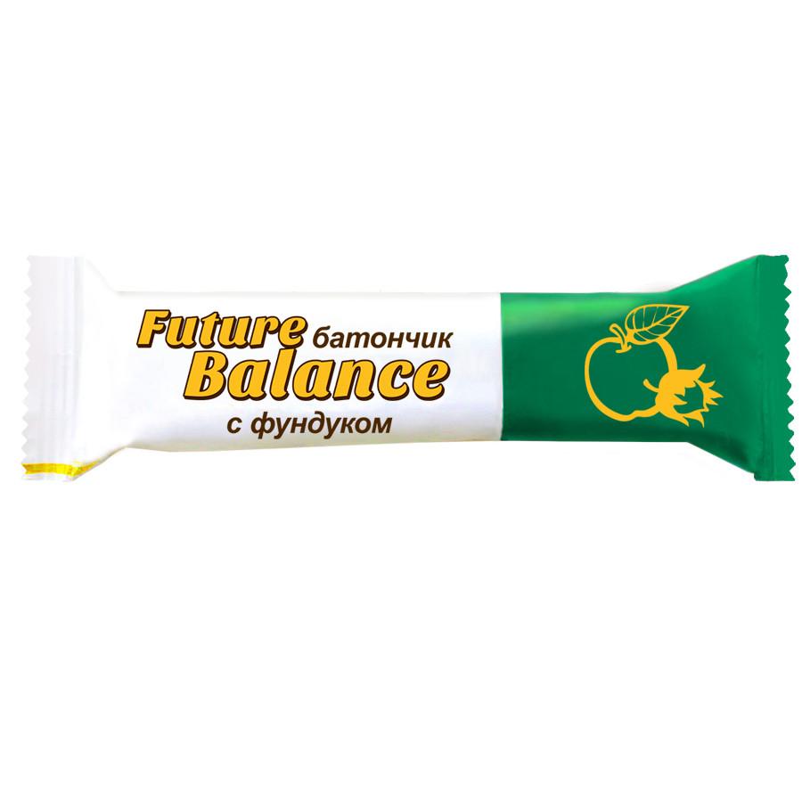 Батончик Future Balance с ФУНДУКОМ, 30 г