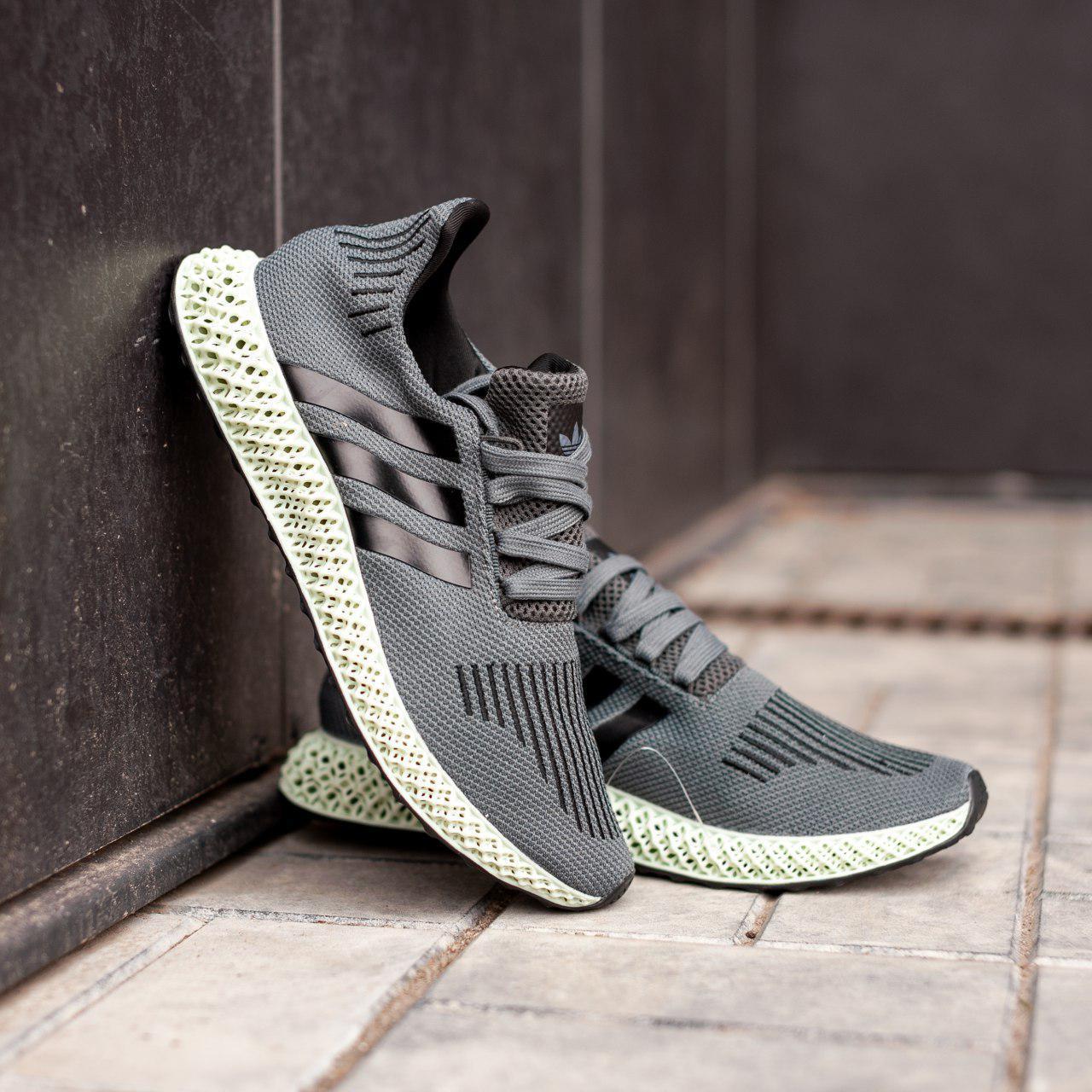 competitive price 0b409 2b5bd Мужские кроссовки в стиле Adidas × Daniel Arsham Future Runner 4D (Реплика  ААА+): продажа, цена в Ровно. кроссовки, кеды повседневные от
