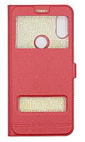 Чехол-книжка Momax для Xiaomi Redmi Note 5/Note 5 Pro Red