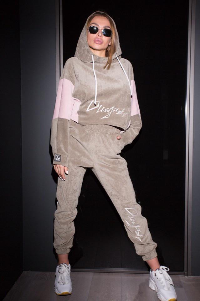 2f0156ef4d60 Крутой стильный спортивный костюм 801 - Интернет магазин Valeri в Харькове