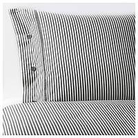 IKEA NYPONROS Комплект постельного белья, серый  (602.300.17)