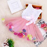 Платье с фатиновой юбкой размер 98., фото 1