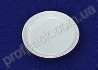 Тарелка  десертная, одноразовая , белая, 160 мм, ХРК, 100 шт/уп