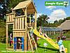 Детская площадка Джангл Джим Palace Playhouse Module