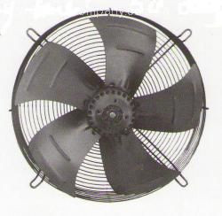 Вентилятор обдува всасывающий
