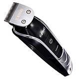 Стайлер KM 1832-a набор для стрижки волос и бороды, фото 8