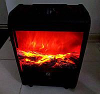 Обогреватель - электрокамин с 3D эффектом живого огня, фото 1