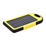 Power Bank c солнечной батареей+LED, фото 3