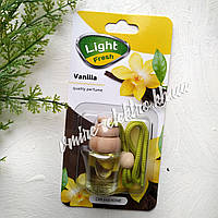 Ароматизатор в машину (ваниль) Light Fresh Vanilla