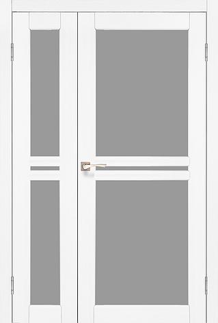 Двери KORFAD ML-06 Полотно+коробка+1 к-кт наличников, эко-шпон, фото 2