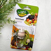 Ароматизатор в машину (тути фрути) Light Fresh Tutti Frutti