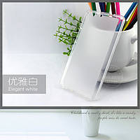 Чехол накладка для Fly IQ453 Quad Luminor белый