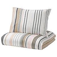 IKEA BLARIPS Комплект постельного белья, розовый  (703.424.20)