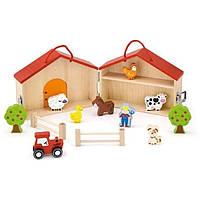 Деревянная Ферма Viga Toys 51618