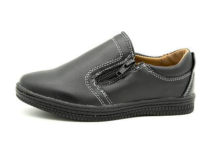 Туфли для мальчика черные Размеры: 28,29,30,32, фото 2
