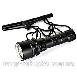 Подводный фонарь XQ-150 Т6