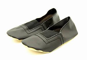 Чешки  детские черные Размеры: 14 см;  16 см; 19 см; 22 см; 24;, фото 2