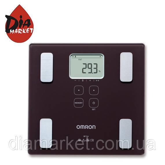 OMRON BF 214 Монитор ключевых параметров тела