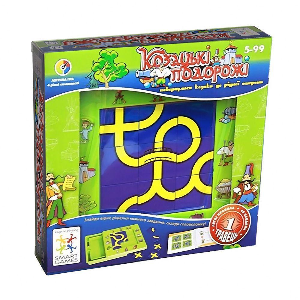 Настольная игра Smart Games Казацкие путешествия (SG UKR 001)